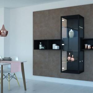 Szkło to materiał, który wy-maga szczególnej troski, aby zachować swój urok. Fot. Hettich