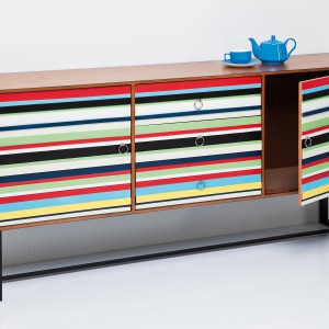 Komoda Stripes Colore. Fot. Kare Design