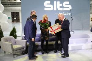 Oficjalnie otwarto fabrykę Sits w Grudziądzu