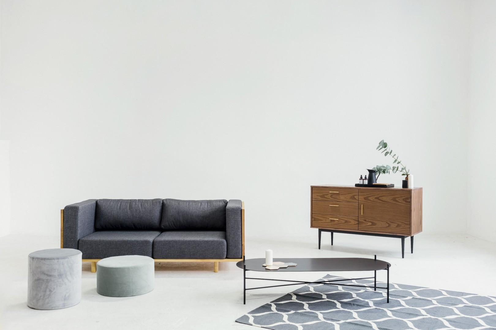 Sofa Mjuk z oferty startupu noo.ma. Fot. noo.ma