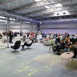 10 kwietnia 2018 roku odbyło się uroczyste otwarcie nowego zakładu Sits Industry w Grudziądzu. Fot. Sits