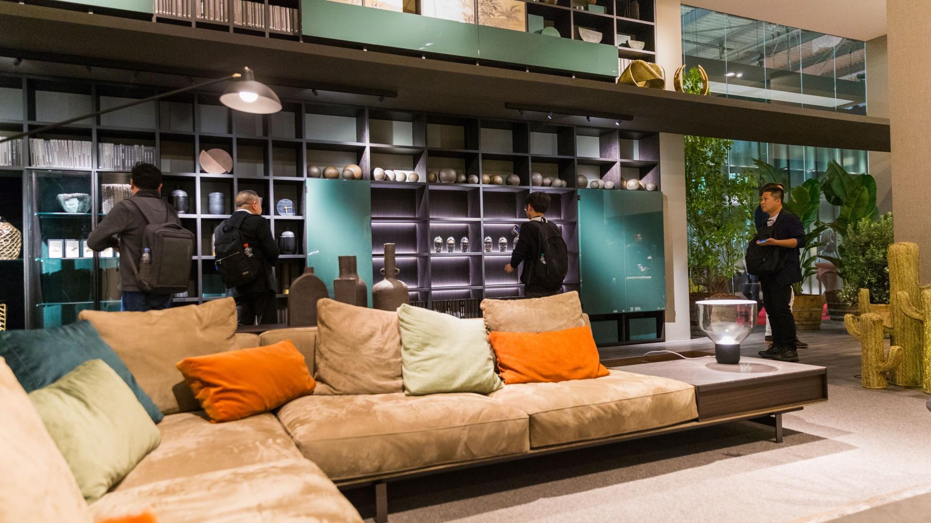 Salone del Mobile 2018 w Mediolanie - powiew luksusu w meblarstwie