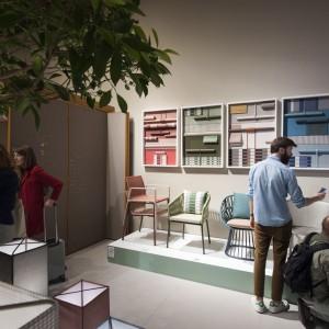 Kettal. Fot. Salone del Mobile, Milano