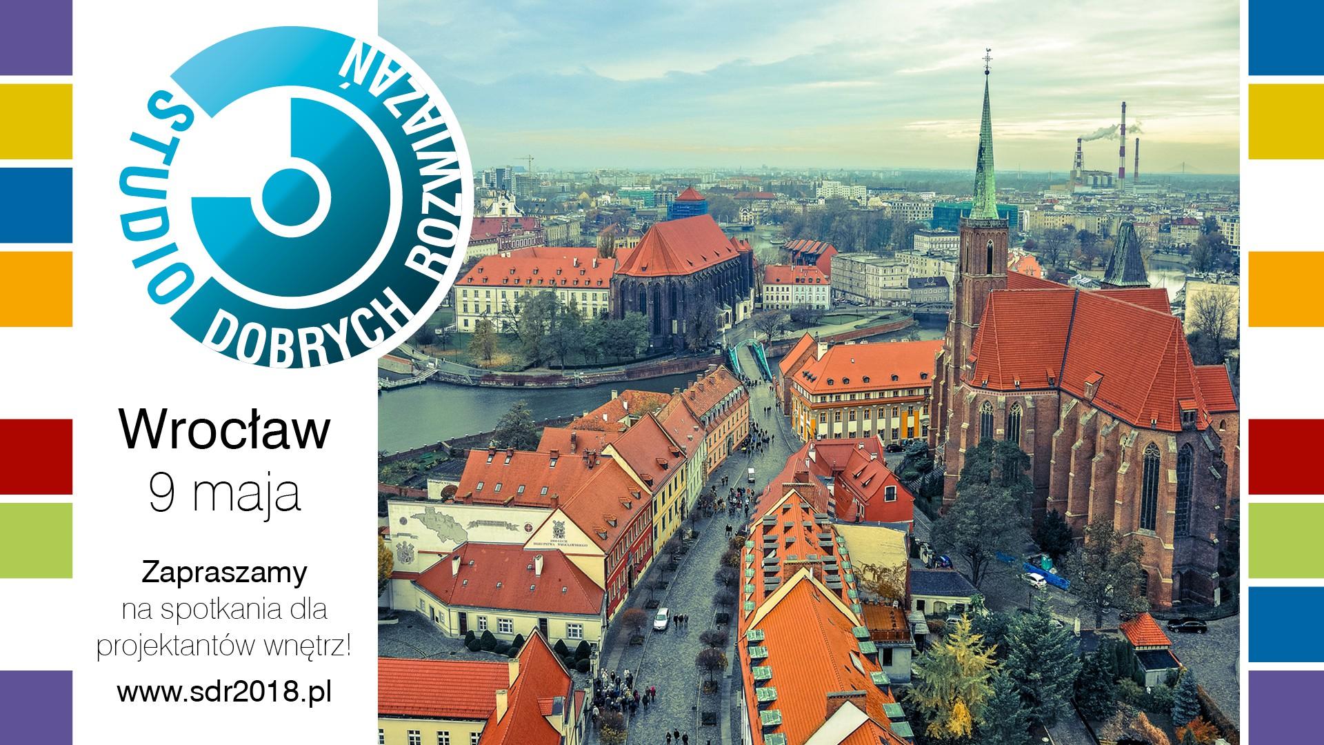 9 maja Studio Dobrych Rozwiązań odbędzie się we Wrocławiu.