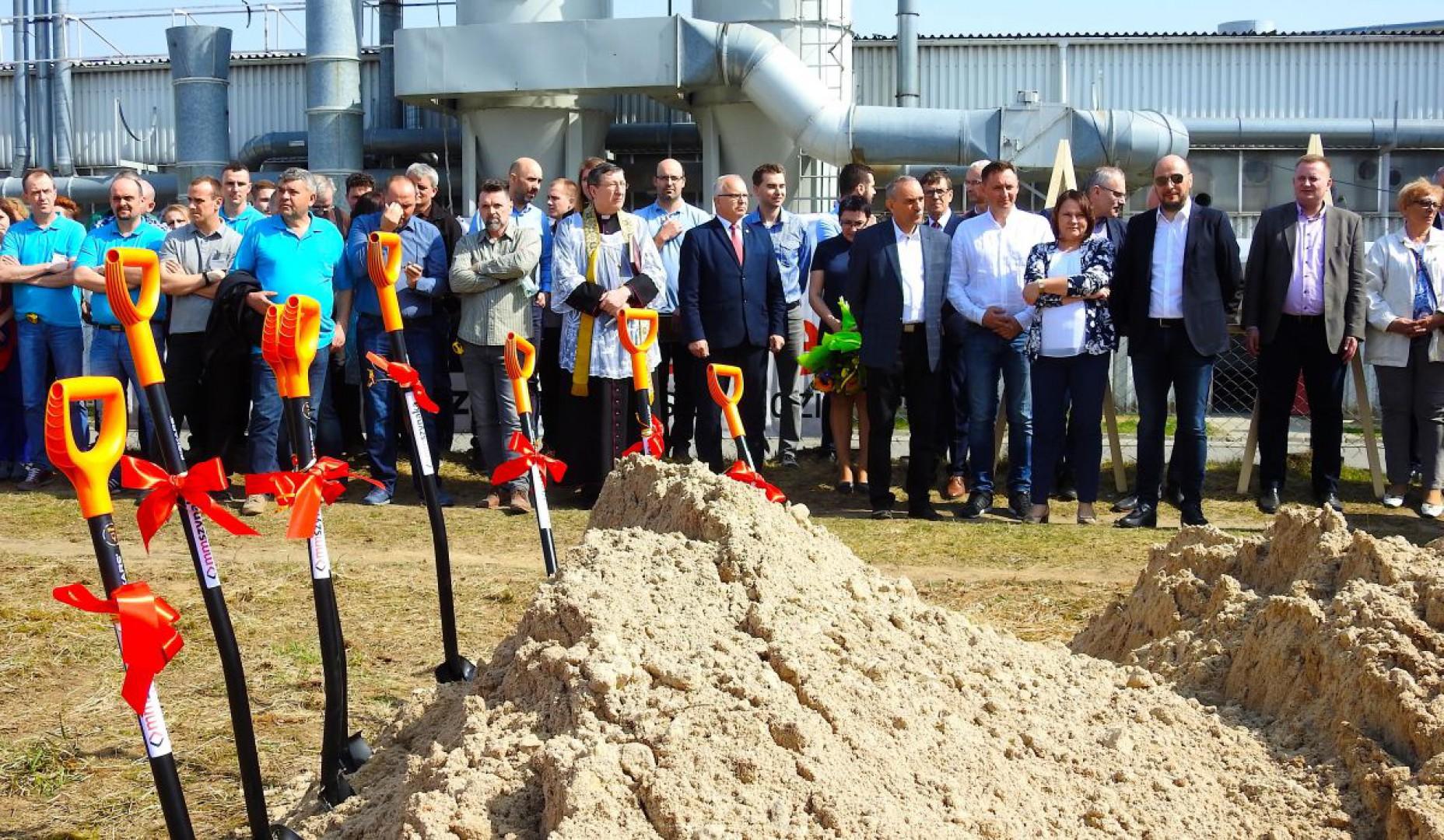 Nowy zakład Grupy Meblowej Szynaka jest zlokalizowany w Nowym Mieście Lubawskim i będzie częścią zakładu MM Szynaka Interline, Fot. Szynaka Meble