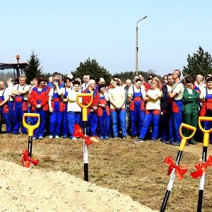 Nowa inwestycja realizowana będzie na terenie Podstrefy Warmińsko-Mazurskiej Specjalnej Strefy Ekonomicznej. Fot. Szynaka Meble
