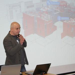 Konrad Zabiełło opowiadał o najnowszych możliwościach programu Archicad