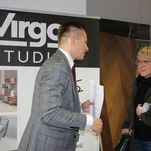 Stoisko firmy Virgo Studio