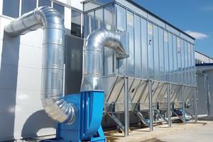 Instalacje odpylające - niezbędne w nowoczesnej fabryce mebli