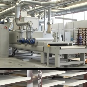 W fabryce mebli Oristo zainstalowano system odpylania Barucca. Fot. Teknika