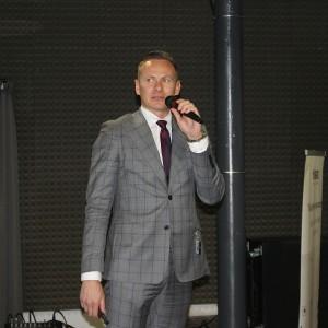 Szymon Sadowski, właściciel Vigo Studio. Fot. Publikator