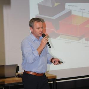 Dariusz Jędrzejczak, szef działu handlowego i marketingu Mochnik. Fot. Publikator