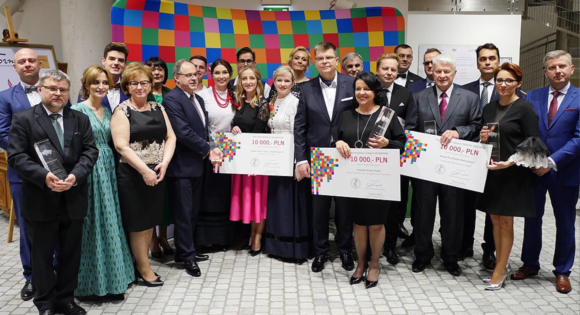 Gala Podlaskiej Marki 2018 - zwycięzcy