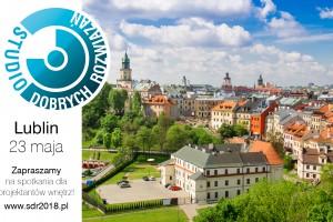 Studio Dobrych Rozwiązań zaprasza do Lublina 23 maja!