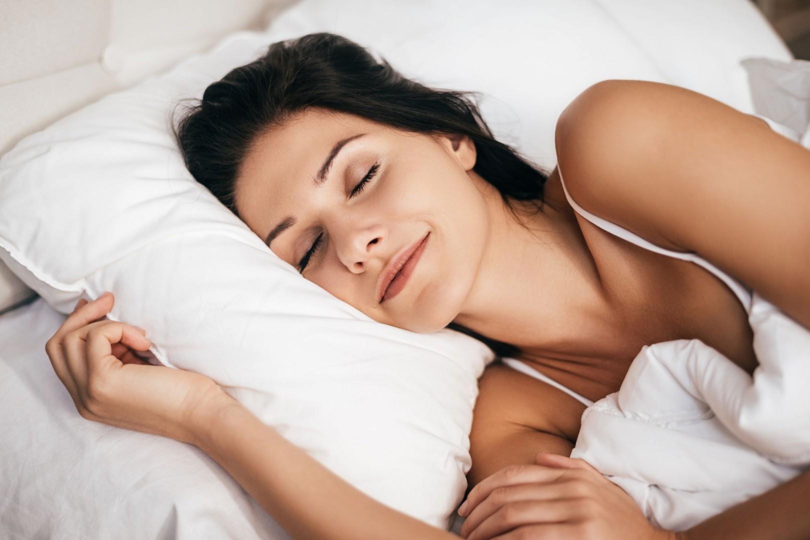 Dobry materac jest gwarancją komfortowego wypoczynku. Fot. iStock