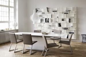 Trendy w meblarstwie: białe meble w roli głównej