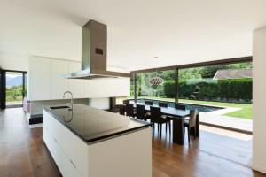 Jak wykorzystać czarny granit w meblach kuchennych?