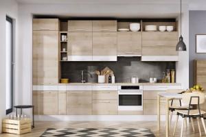 Meble kuchenne - wybierz asymetryczną zabudowę