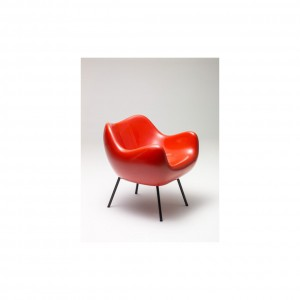 Fotel RM58, projekt Roman Modzelewski, produkcja Vzór, 1958 fot. MNK Z drugiej strony rzeczy. Polski dizajn po roku 1989