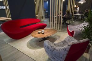 Trendy w tapicerce - inspiracje z targów zagranicznych 2018