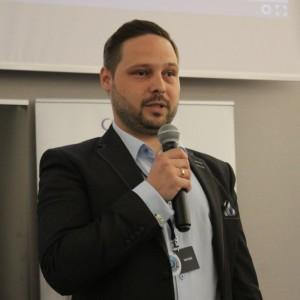 Piotr Wychowaniec z firmy Cersanit. Fot. Publikator