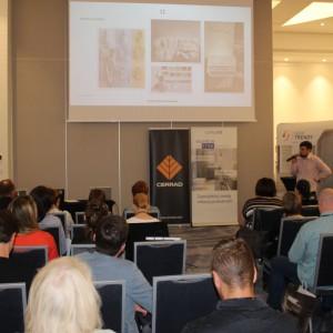 Prezentacja firmy Ceramika Paradyź1. Fot. Publikator