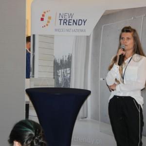Aleksandra Nowocień z firmy New Trendy. Fot. Publikator
