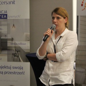 Grażyna Michalska z firmy Fargotex. Fot. Publikator
