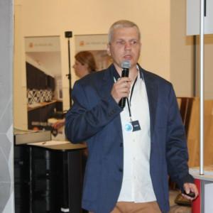 Grzegorz Lelek z firmy SFA. Fot. Publikator