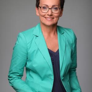Anna Woźniak, nowa dyrektor personalna w Grupie Kapitałowej Black Red White. Fot. Black Red White