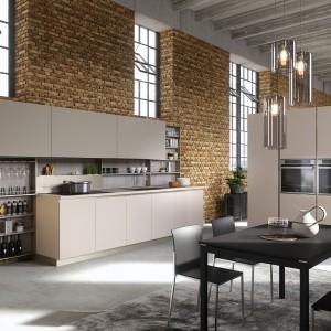 Kuchnia w industrialnym stylu. Fot. Aran