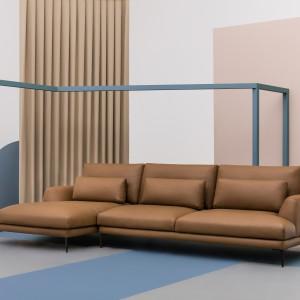 Sofa Classic. Projekt Krystian Kowalski dla Comforty. Fot. Ernest Wińczyk