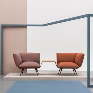 Zestaw Altair - Grzegorz Niwiński & Jerzy Porębski - Design Society dla Comforty. Fot. Ernest WIńczyk