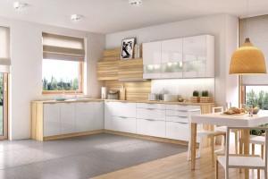 Meble kuchenne - wybierz białe kolory!
