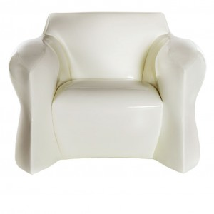 Fotel CC-2 marki Pitt-Pollaro. Projekt: Brad Pitt. Fot. Pitt-Pollaro