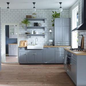 Kuchnia w stylu klasycznym z oferty IKEA. Fot. IKEA