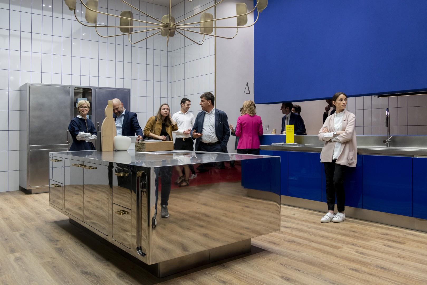 Abimis. Fot. Salone del Mobile, Milano