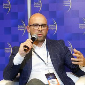 Piotr Kozłowski, architekt, Echo Investment SA, Grupa 5, fot. PTWP