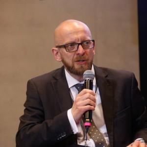 Michał Drożdż, dyrektor ds. strategii produktowej, Ceramika Paradyż, fot. PTWP
