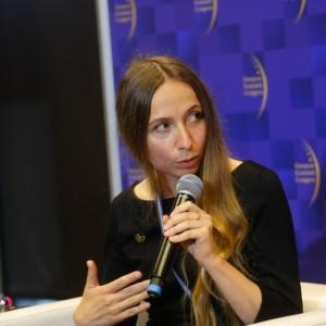 Maja Ganszyniec, projektantka, Studio Ganszyniec. Fot. PTWP