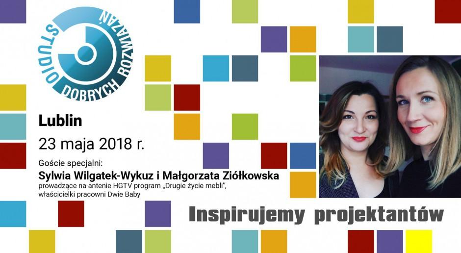 Oto goście specjalni Studia Dobrych Rozwiązań w Lublinie!