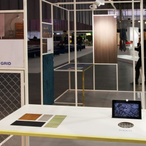 Interaktywna wystawa na stoisku firmy Interprint. Fot. Interprint