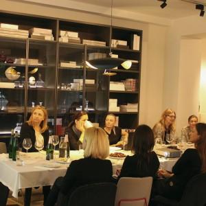Spotkanie w showroomie Studio Forma 96 we Wrocławiu