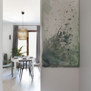 Apartament w Gdyni. Realizacja StudioLOKO/Inter Door
