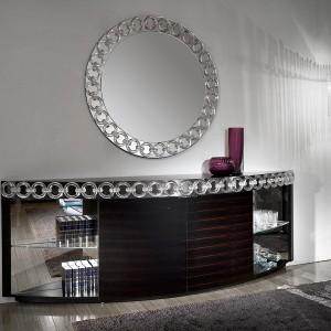 Meble ze szkła Murano stanowią sztukę samą w sobie. Fot. Reflex/Galeria Heban