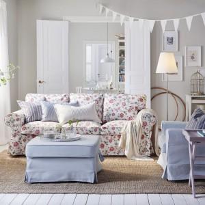Do skandynawskiego wnętrza w 2019 roku odważniej wkroczą dodatki aranżacyjne. Fot. IKEA