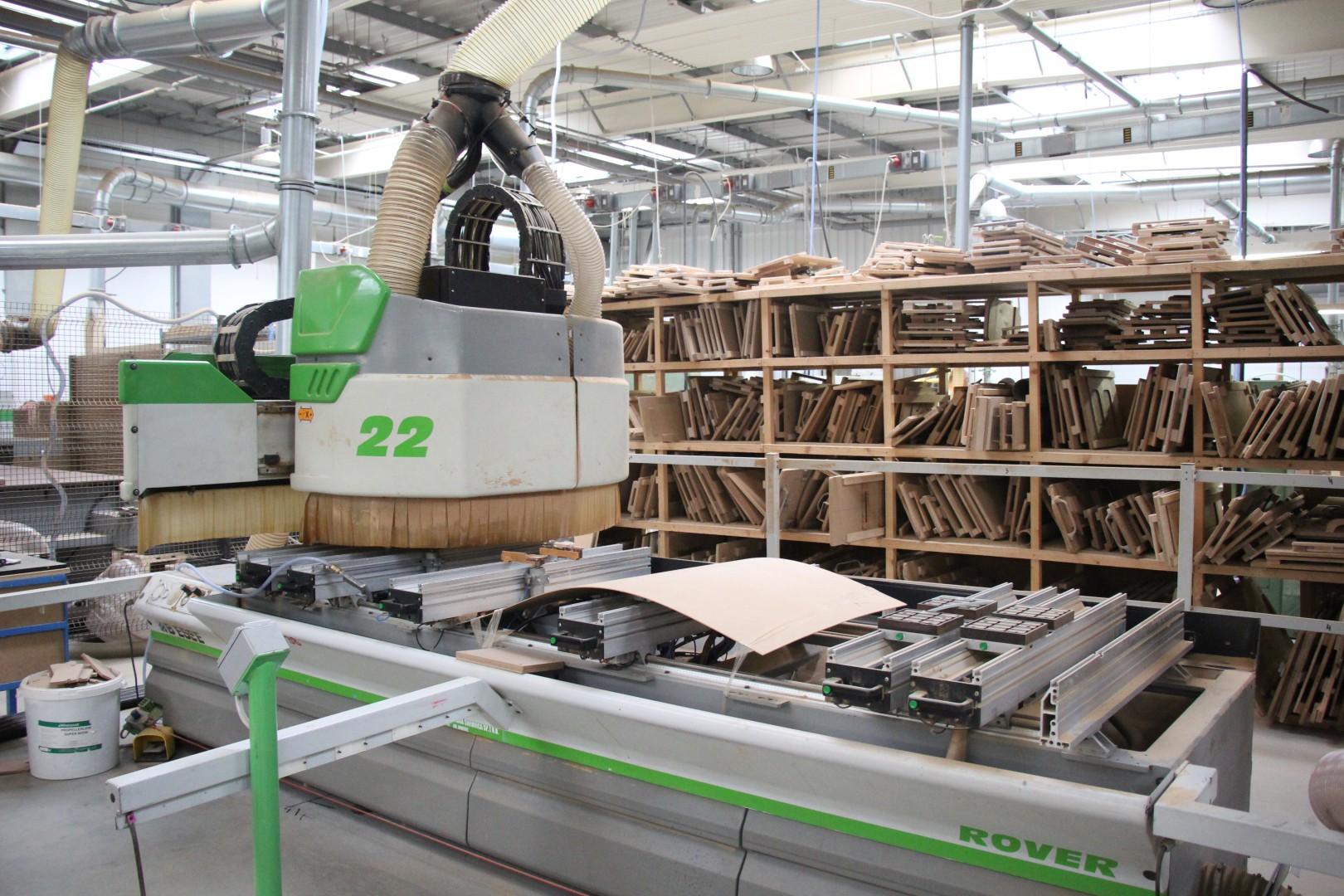 Centrum obróbcze CNC w firmie Diora w Świdnicy. Fot. Teknika