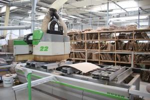 Teknika wyposażyła w maszyny CNC zakład Diora