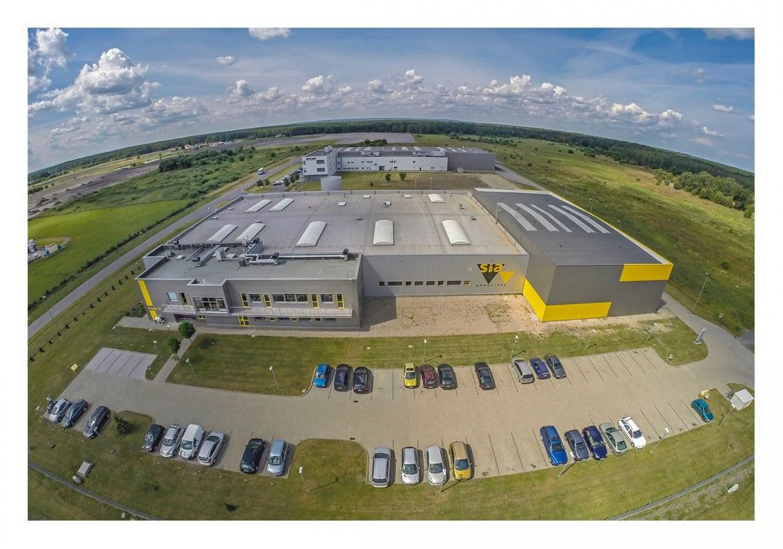 Fabryka sia Abrasives w Goleniowie produkuje materiały ścierne, wykorzystywane m. in. w meblarstwie. Fot. Bosch