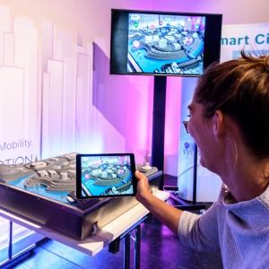 Smart City Model. Fot. Bosch